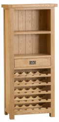 Classic Oakmont Dining & Occasional Wine Cabinet