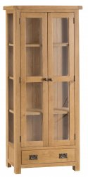 Classic Oakmont Dining & Occasional Display Cabinet