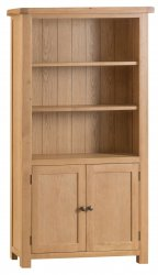 Classic Oakmont Dining & Occasional Large Bookcase