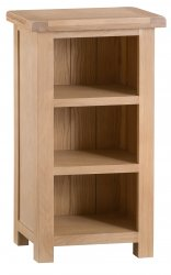 Light Oakmont Dining & Occasional Narrow Bookcase