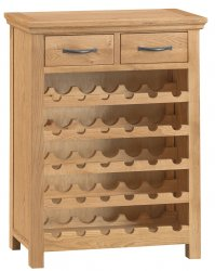 Classic Warwick Dining & Occasional Wine Cabinet