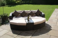 Maze Rattan Toronto Daybed