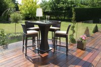 Maze Rattan - 4 Seat Bar Set (with ice bucket)