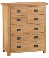 Classic Oakmont Bedroom 4 Over 3 Chest