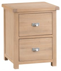 Light Oakmont Dining & Occasional Filing Cabinet