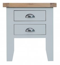 Kettering Grey Dining & Occasional Lamp Table