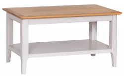 Nordby Painted Dining & Occasional Coffee Table
