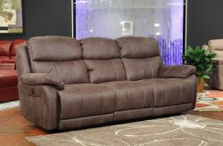 HP Collection - Arden Reclining Sofa Range - Grey