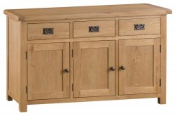 Classic Oakmont Dining & Occasional 3 Door Sideboard
