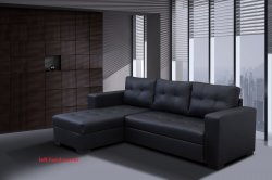 Gotham Sofa Bed - PU Leather
