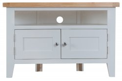Kettering Grey Dining & Occasional Corner TV Unit