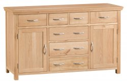 Light Warwick Dining & Occasional Large Sideboard