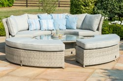 Maze Rattan Oxford Lifestyle Suite