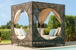 Maze Rattan Bali Daybed