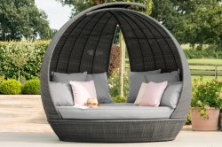 Maze Rattan Lotus Daybed