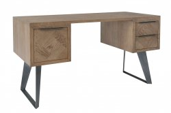 Brompton Industrial Dining & Occasional Desk