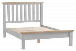 Kettering Grey Bedroom Double Bed Frame