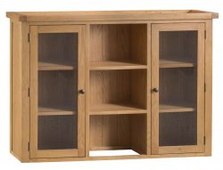 Classic Oakmont Dining & Occasional Large Dresser Top