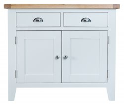Kettering White Dining & Occasional 2 Door 2 Drawer Sideboard