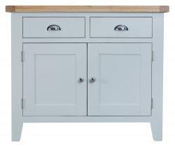 Kettering Grey Dining & Occasional 2 Door 2 Drawer Sideboard