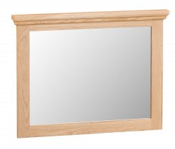 Light Warwick Dining & Occasional Small Wall Mirror