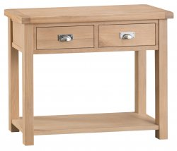 Light Oakmont Dining & Occasional Medium Console Table