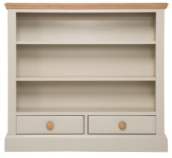 Derby Dining & Occasional Small Wide Bookcase