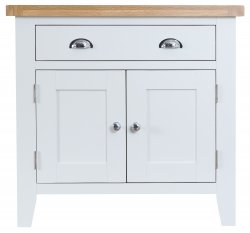 Kettering White Dining & Occasional Small Sideboard