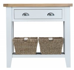 Kettering White Dining & Occasional Console Table