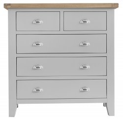 Kettering Grey Bedroom 2 Over 3 Chest