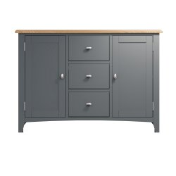 Garton Grey Dining & Occasional Large Sideboard
