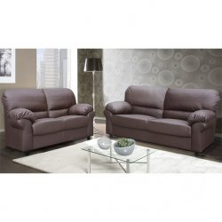 Cleveland 3+2 Sofa Set - PU Leather