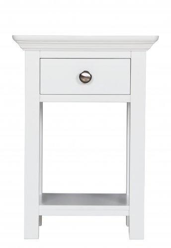 Batley Bedroom Open Bedside Cabinet