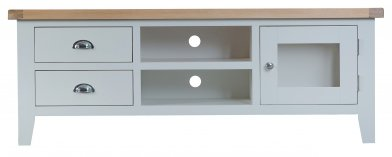 Kettering Grey Dining & Occasional Large TV Unit