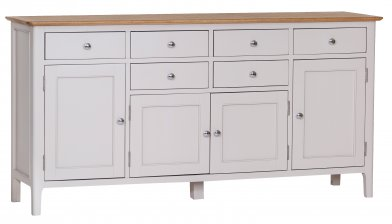 Nordby Painted Dining & Occasional 4 Door Sideboard