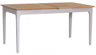 Nordby Painted Dining & Occasional 1.6m Butterfly Extending Table
