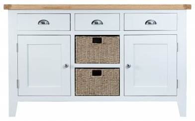 Kettering White Dining & Occasional Large Sideboard