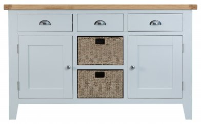Kettering Grey Dining & Occasional Large Sideboard