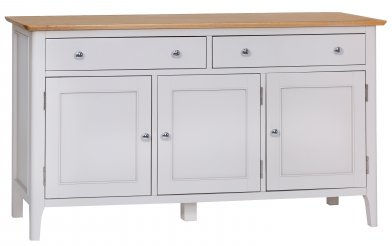 Nordby Painted Dining & Occasional 3 Door Sideboard