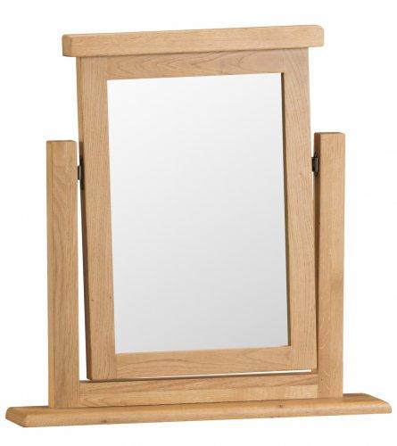 Classic Oakmont Bedroom Trinket Mirror