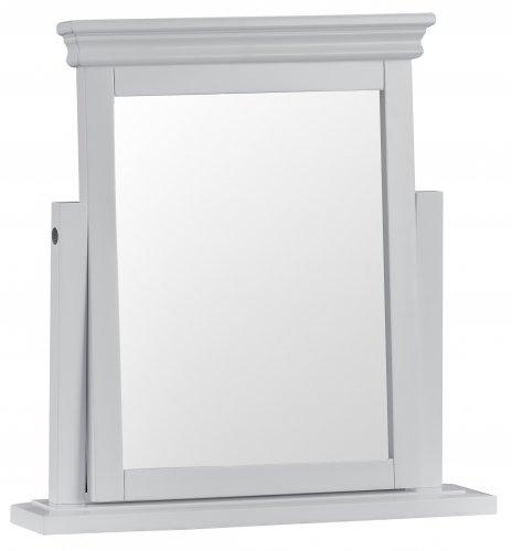 Swanley Grey Bedroom Trinket Mirror