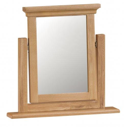 Classic Warwick Bedroom Trinket Mirror