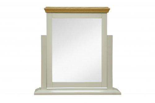 Derby Bedroom Trinket Mirror