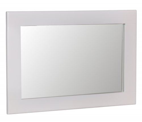 Nordby Painted Bedroom Small Wall Mirror