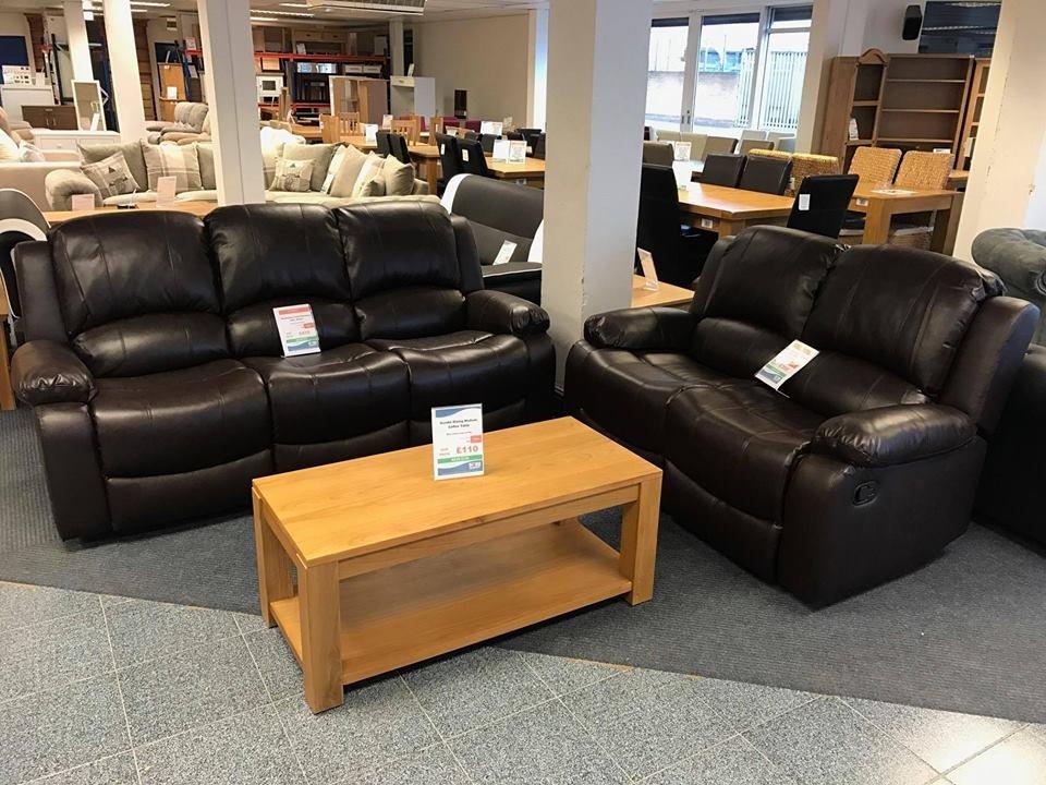 Washington Sofa Set The Clearance Zone